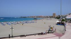 Playa de Las Vistas Beach, Tenerife