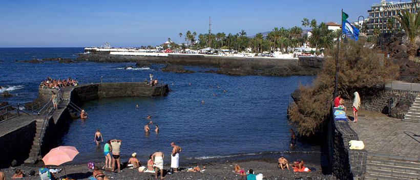 Playa de san telmo tenerife - Hotel san telmo puerto de la cruz tenerife ...