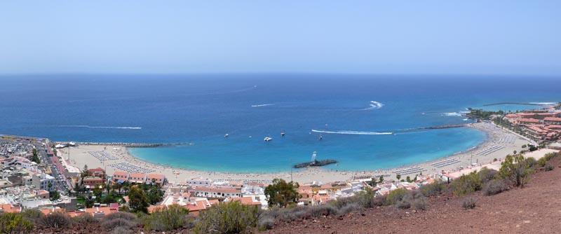 Playa de las vistas tenerife for Apartamentos en el sur de tenerife ofertas