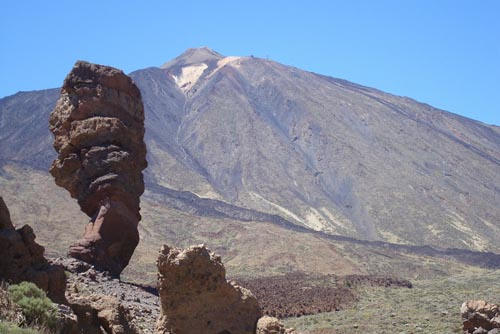 Mirador de los Roques, Tenerife