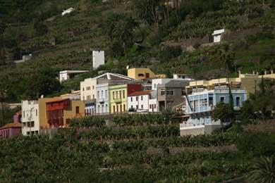 Hermigua, La Gomera, Canary Islands