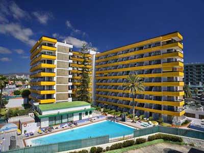 Apartamentos Las Arenas, Playa Del Ingles