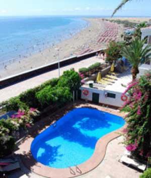Hoteles baratos en playa del ingl s - Apartamentos en playa del ingles baratos ...