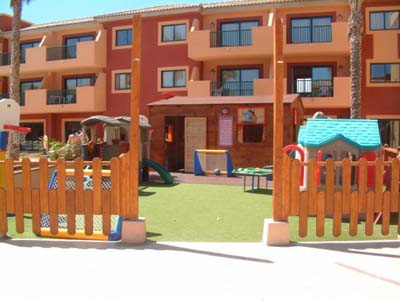 Aloe Club Resort, Corralejo