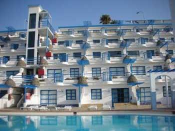 Aquasol Apartments, Mogan