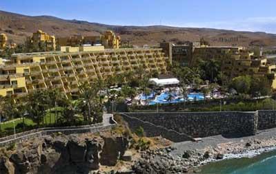 Hoteles en san agust n gran canaria - Apartamentos bluebay beach club ...