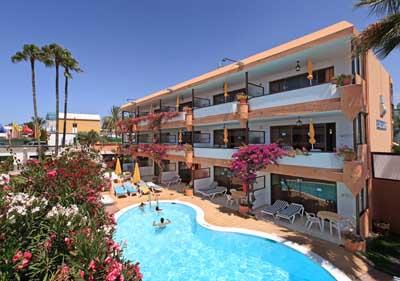 Apartamentos Don Palomón, Playa Del Ingles