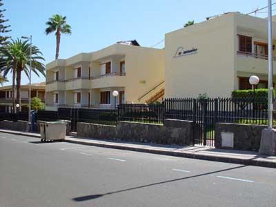 Apartamentos Los Manueles, San Agustín