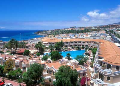 Sol Sun Beach Apartamentos, Costa Adeje