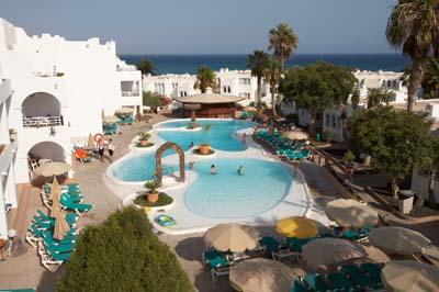 Sotavento Beach Club, Costa Calma