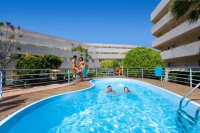 Apartamentos Turquesa Playa, Puerto De La Cruz
