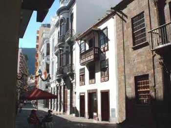 Pension La Cubana, Santa Cruz de la Palma