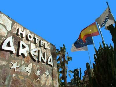Hotel Arena, Corralejo