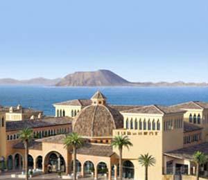 Gran Hotel Atlantis Bahía Real G.L, Corralejo