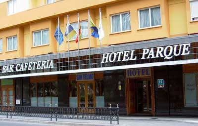 Hotel Parque, Las Palmas de Gran Canaria