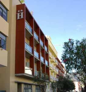Hotel Trocadero Plaza, Los Llanos de Aridane (La Palma)