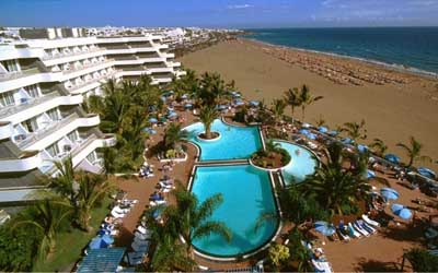 Hotels in lanzarote for Designhotel lanzarote