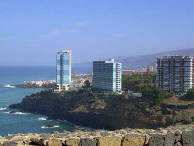 Beaches in Puerto de la Cruz