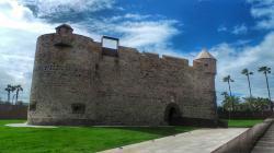 Castillo de la Luz, Las Canteras