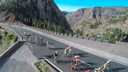 Cycling in  La Gomera