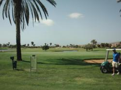Golf en Fuerteventura