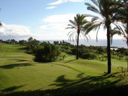 Golf in La Gomera