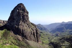 Los Roques, La Gomera