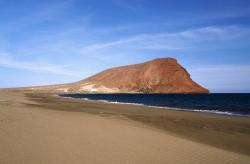 Montaña Roja, Tenerife