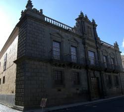 Palacio de Nava, La Laguna