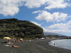 Playa Puerto de Tazacorte Beach, La Palma