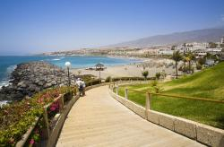 Playa Torviscas, Adeje