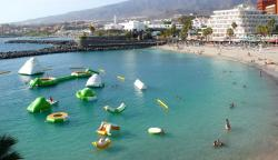 Playa Torviscas Beach, Tenerife