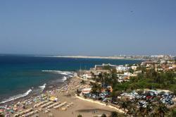 Playa de San Agustín Beach, Gran Canaria