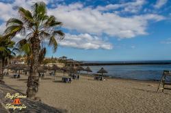 Playa de los Cristianos Beach, Tenerife