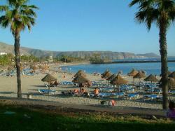 Playa del Camison Beach, Tenerife