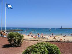 Playas en Costa Teguise