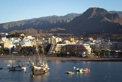 Puerto de los Cristianos, Tenerife