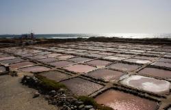 Salinas de Tenefé Saltworks, Gran Canaria