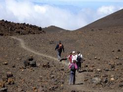 Hiking in Lanzarote