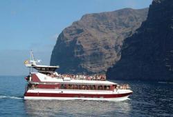 Excursiones en barco por Tenerife