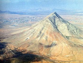 Monta 241 A Tindaya Fuerteventura